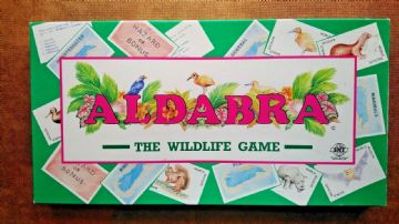 Aldabra The Wildlife Game  By SMT 1980s
